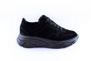 Hip sneaker H1508-10SU-00 zwart