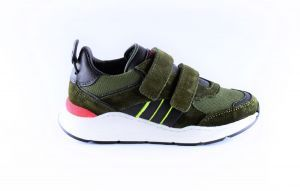 Hip sneaker H1559-65CO-AC groen velcro
