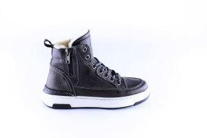 Giga boys sneaker G3861 Asfalt  bond rand