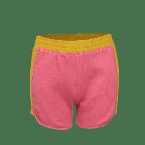 Mini Rebels short SG34-211-20616 geel zijkant