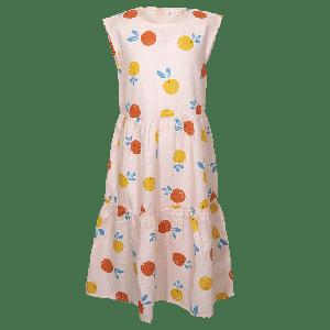 Mini Rebels jurk SG50-211-20612 sinasappel