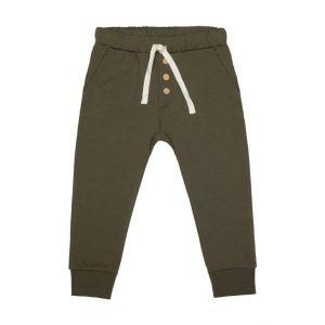 Little Indians pants PT2122U04 dark green