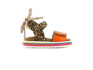 Shoesme Rampa sandaal RA21S079-C Leo