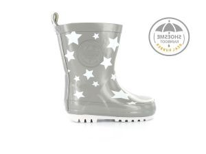 Shoesme Rainboot  RB7A092-G Zilver