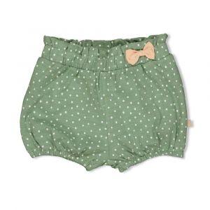 Feetje Short  51700253  hearts groen