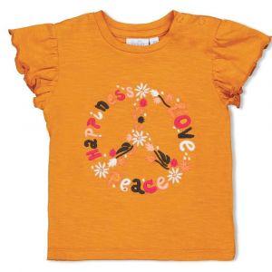 Feetje Tee 51700633  Whoopsie daisy peace