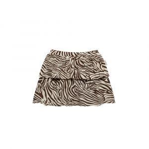 Little Indians Skirt SK21004U-FF zebra