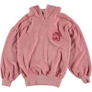 Picnik hoodie SS21-127  unisex badstof