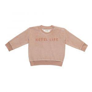 Little Indians Sweater SW21003U-TU badstof