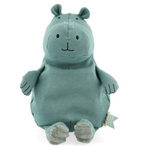 Trixie pluche toy small 25-514 Mr.Hippo mint