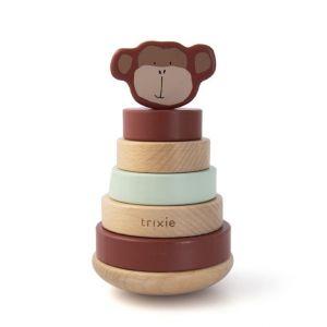 Trixie wooden stacking toy 36-155 Mr.Monkey