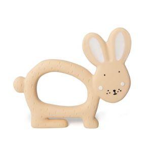 Trixie natural rubber bijtring 37-655 Mrs.Rabbit