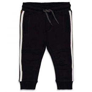 Feetje broek B 52201740   on a roll zwart