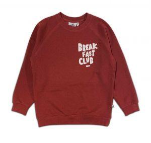 Cos I Said So sweater SWBFC breakfast club red