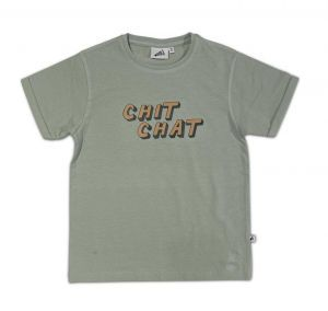 Cos I Said So Tshirt SSTCHIT Chit chat mint