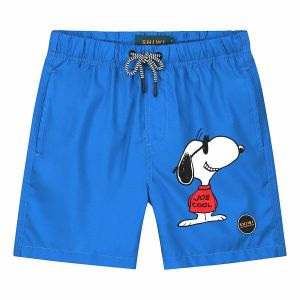 Shiwi  swimshort 4212110337 snoopy Blauw