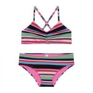Shiwi Bikini 4612518799  stripe scoop top