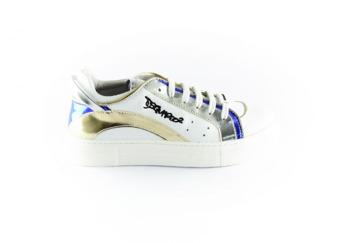 Dsquared2 sneaker 59789 platino wit