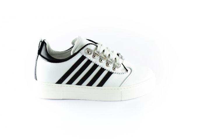 Dsquared2 sneaker 59790 black stripe