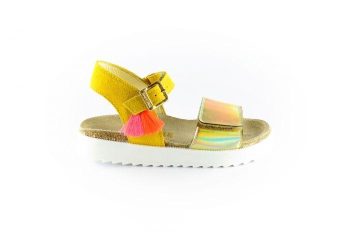 Shoesme sandaal RA8S068-C Yellow
