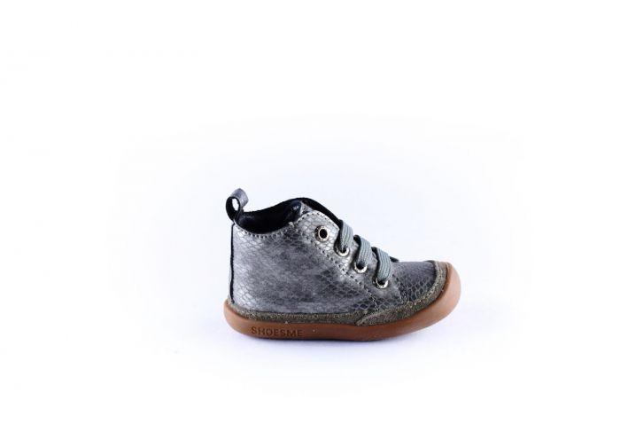 Shoesme Baby flex BF9W001-E zilver snake