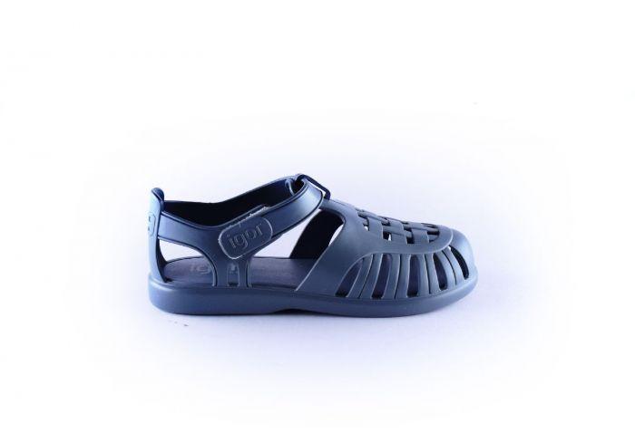 Igor waterschoen 10271-047 N mat blauw