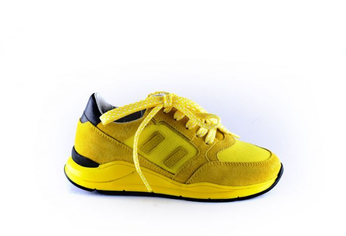 Pinocchio sneaker P1746-75CO-HC Geel