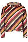 FLO  sweater  F009-5310 velvet stripe