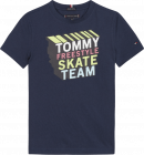 Tommy Hilfiger Tee KB0KB06520C cool logo