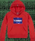 Tommy Hilfiger Hoody KG0KG05219 Red