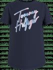 Tommy Hilfiger Tee KG0KG05870C shine logo