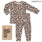 Feetje Pyjama  505.00045 panter perzik