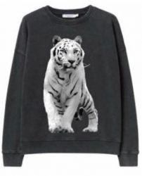 Only Trui Konlucinda 15229402 Tiger print