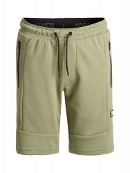 Jack&Jones Short jjiair 12189855 sweat green