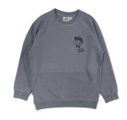 Cos I Said So sweater SWTOD Tom's diner licht blue