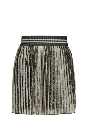 FLO Skirt F908-5703 striped mesh