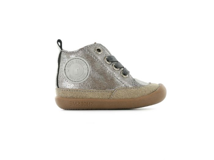 Shoesme Baby Flex BF9S001-F Old zilver