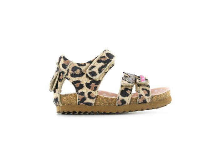 Shoesme sandaal BI9S080-A Leopardo