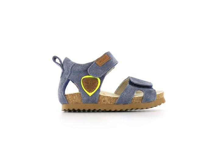 Shoesme sandaal BI9S096-C Jeans