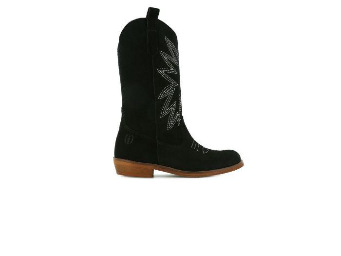 Shoesme Boots RE21W020-C western zwart