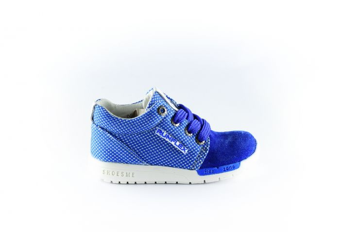 Shoesme sneaker RF8S055-A licht blauw