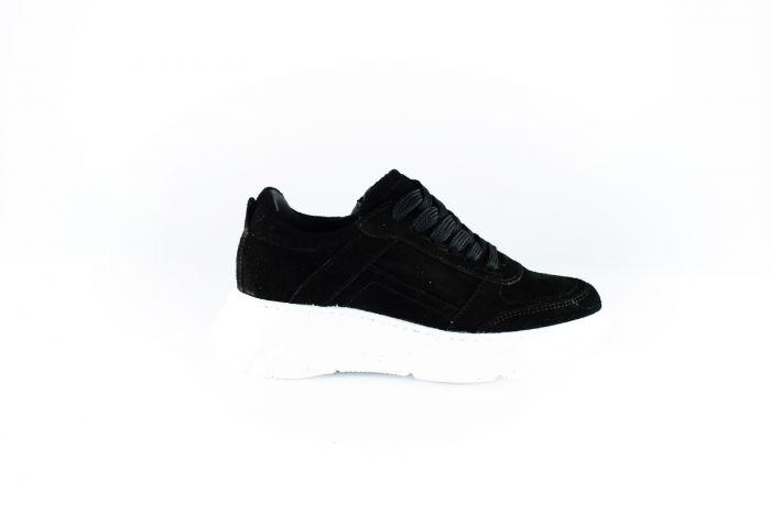 Hip sneaker copen H1224 Zwart