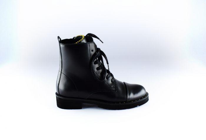 Hip Bootie H1514-184-10-zwart