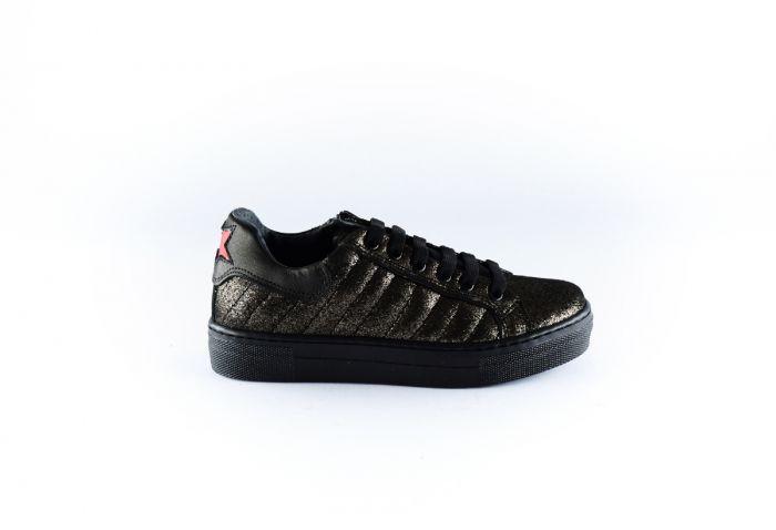 Freesby sneaker 1641 platino