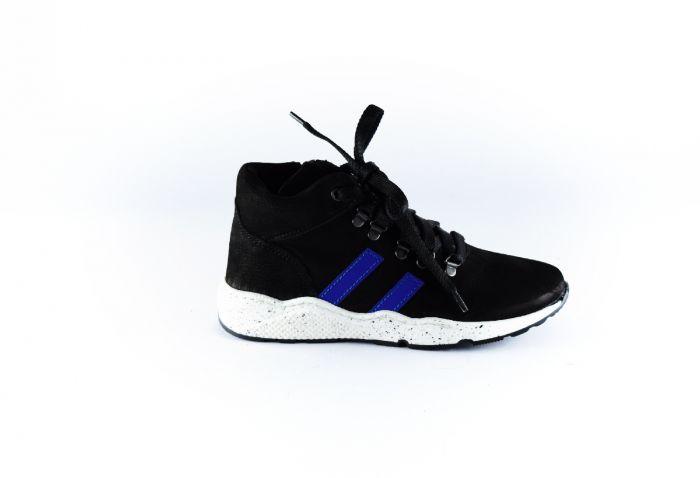Freesby sneaker 556 Nero