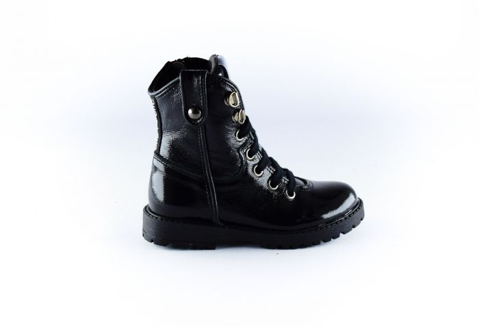 Clic Bootie CL-9854 lak zwart