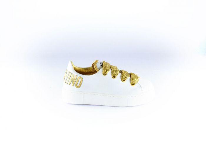 Moschino sneaker 61772 V2 Wit