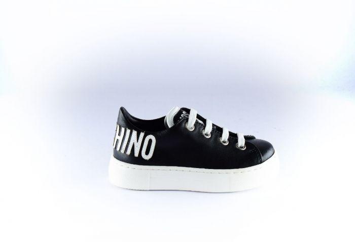 Moschino sneaker 61772 V3 Zwart