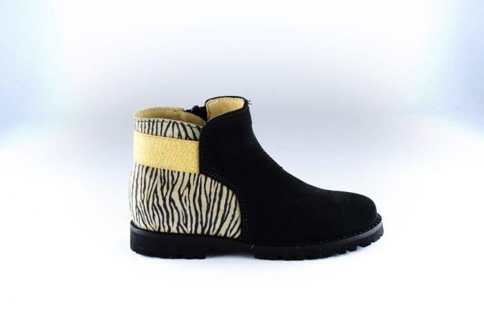 Beberlis Laarsje 20943 Negro zebra
