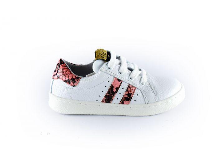 Clic sneaker CL-9756 jaguar stripe pink